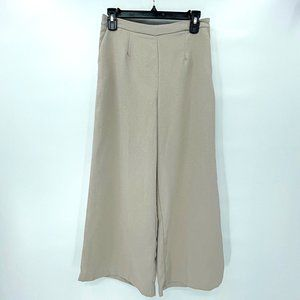 Mod Ref High Waisted Taupe Culottes